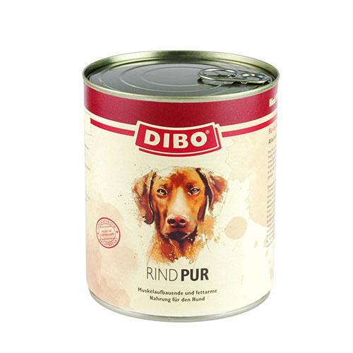 DIBO-Dosen Rindfleisch für Hund