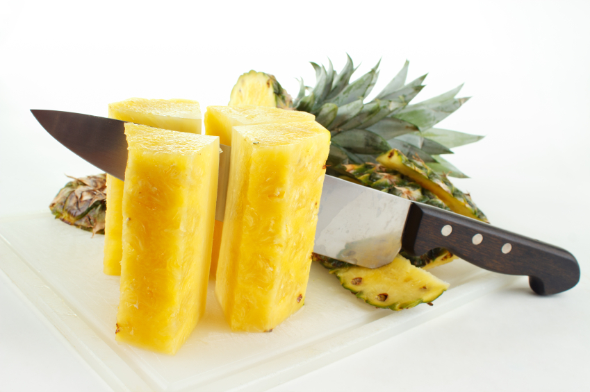 Die Ananas - prophylaktisches Allzweckmittel