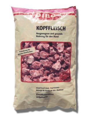 DIBO-Kopffleisch