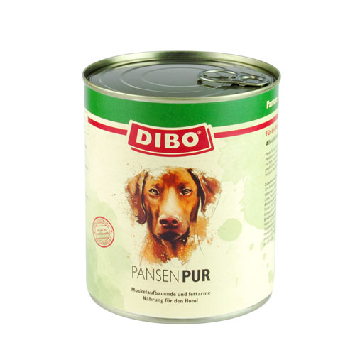DIBO-Dosen Pansen für Hund