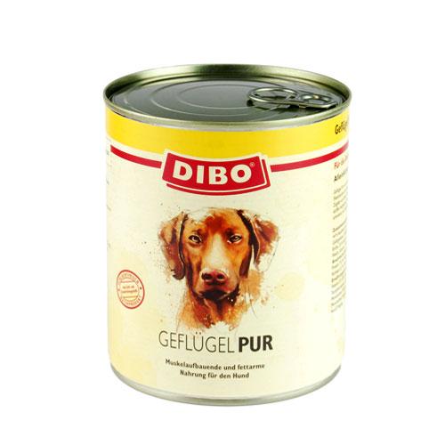 DIBO-Dosen Geflügel für Hunde