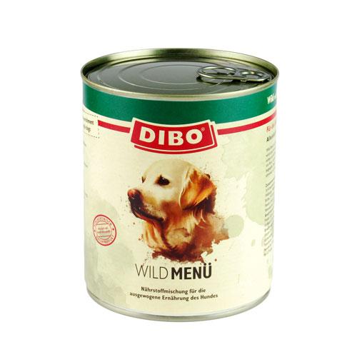 DIBO-Dosen Wild Menue